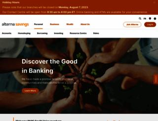 alterna.ca screenshot