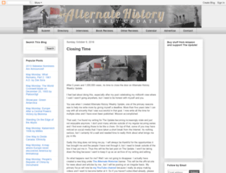 alternatehistoryweeklyupdate.blogspot.ro screenshot