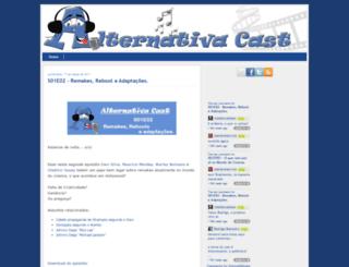 alternativacast.blogspot.com screenshot
