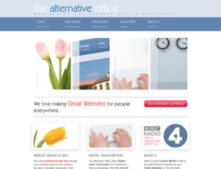 alternative-office.com screenshot
