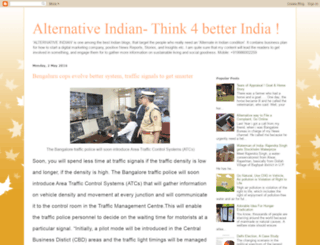 alternativeindian.blogspot.in screenshot