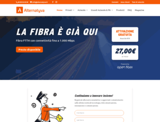 alternatyva.it screenshot
