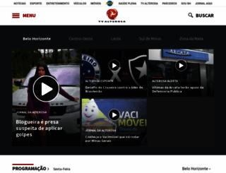 alterosa.com.br screenshot