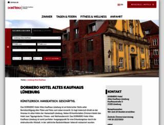 alteskaufhaus.de screenshot