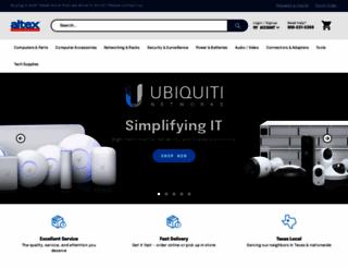 altex.com screenshot