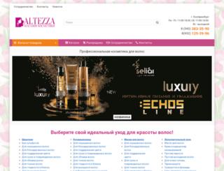 altezza-prof.ru screenshot