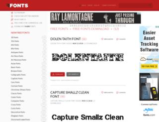 altfonts.com screenshot