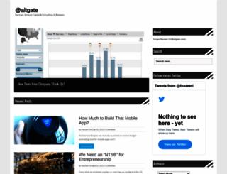 altgate.com screenshot