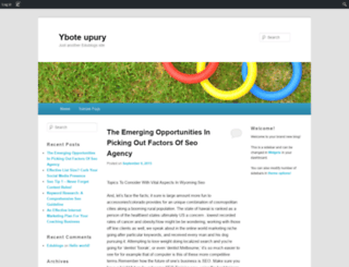 altheeusydu.edublogs.org screenshot
