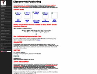althosbooks.com screenshot
