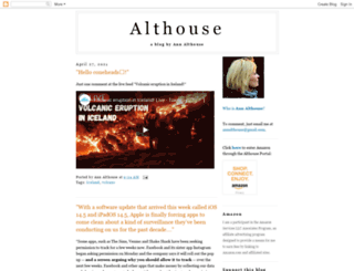 althouse.blogspot.nl screenshot