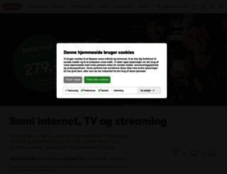 altibox.dk screenshot