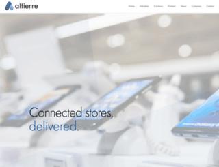 altierre.com screenshot