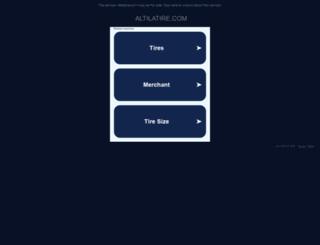 altilatire.com screenshot