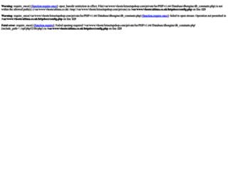 altima.co.uk screenshot