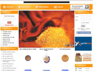 altinagaci.com screenshot