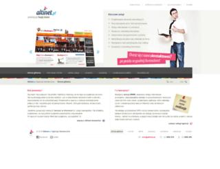 altinet.pl screenshot