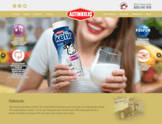 altinkilic.com screenshot