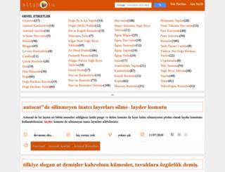 altinotu.blogspot.com screenshot