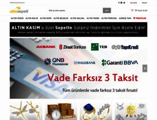 altinsepeti.com screenshot
