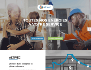altivec.fr screenshot