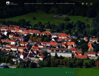 altlandsberg.de screenshot