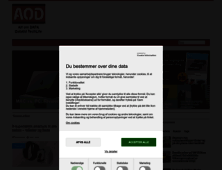 altomdata.dk screenshot