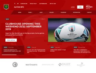 alton-rfc.com screenshot