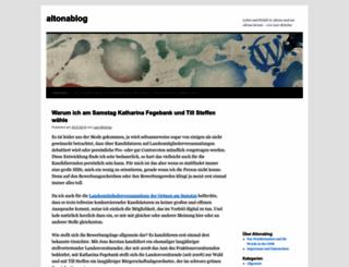 altonablog.de screenshot
