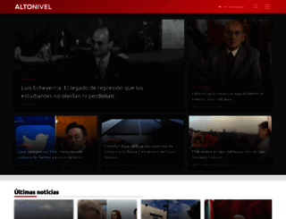 altonivel.com.mx screenshot