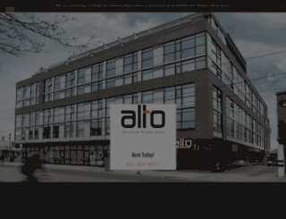 altorentals.com screenshot