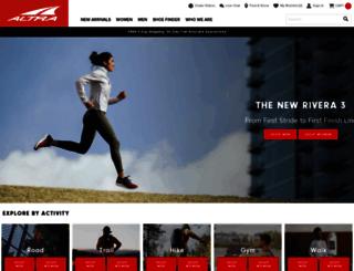 altrazerodrop.com screenshot