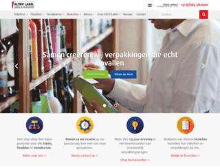altrif.nl screenshot