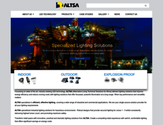 altsa.co.za screenshot
