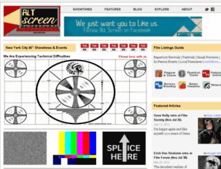 altscreen.com screenshot