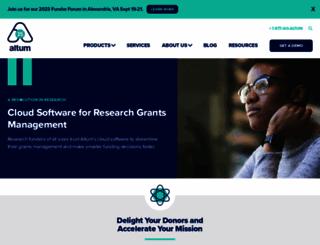 altum.com screenshot