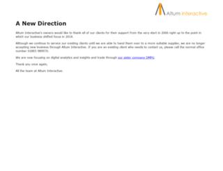 altuminteractive.com screenshot
