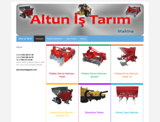 altunistarim.com screenshot