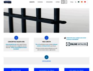 altuntel.com.tr screenshot