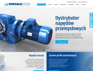 alu-system.pl screenshot