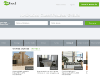alugar-escritorio-loja.vivanuncios.com screenshot