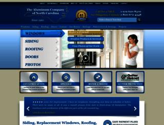aluminumcompany.com screenshot