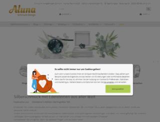 aluna.de screenshot