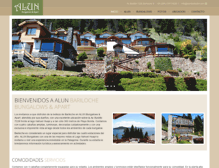alunbariloche.com screenshot