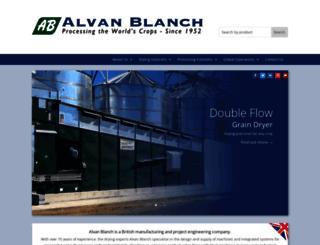 alvanblanchgroup.com screenshot