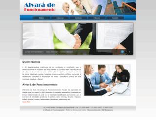 alvarafuncionamento.com.br screenshot