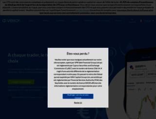 alvexo.fr screenshot