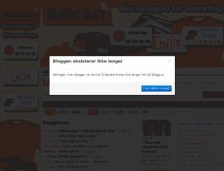 alvii.blogg.no screenshot