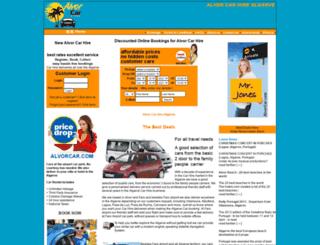 alvorcar.com screenshot