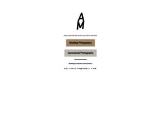 alvynmaranan.com screenshot